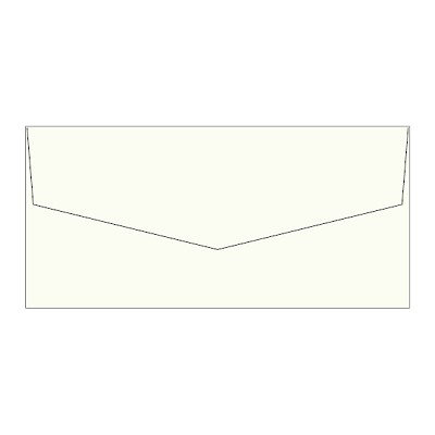 Via Vellum DL iflap Envelope 118gsm Warm White Pack 10 <br> <span class=sale>On Sale</span>