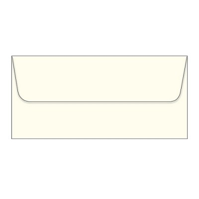 Marshmallow DL Wallet Flap Envelope 105gsm Warm Ivory <br> <span class=sale>On Sale</span>