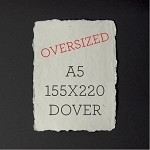 OVERSIZED A5 220x155mm - Indie Handmade Dover