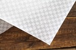 Mizuho SRA3 Japanese Tissue Checkerboard Design White Pack 25