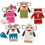 Monkey Puppet Kit - Limited Stock