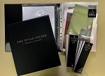 The Style Studio + Peterkin Paper Swatch Book Package