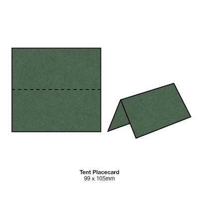 Gmund Colors Tent Placecard 300gsm Seedling-16