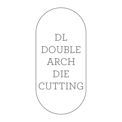 DL Die Cutting - Double Arch Shape